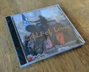 Lucie-Blue-Tremblay-BRAND-NEW-amp-SEALED-CD-Cells-of-Love-Single