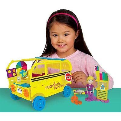 Roominate School Bus