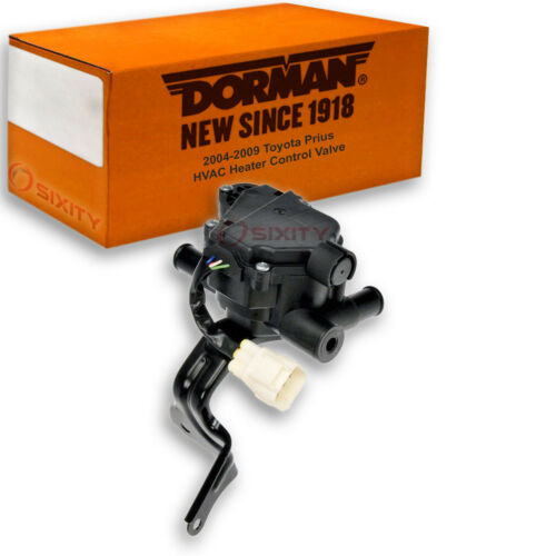 Heating Air hn Dorman HVAC Heater Control Valve for Toyota Prius 2004-2009