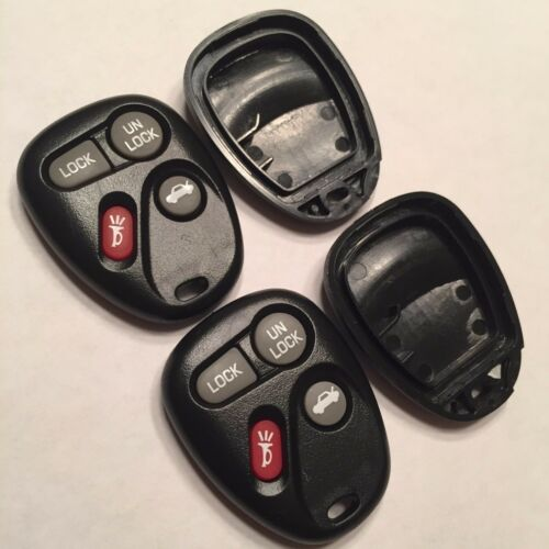 Pads For KOBLEAR1XT//KOBUT1BT 2 New Replacement 4 Button Remote Shell Cases