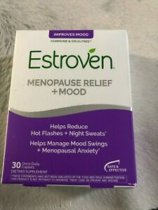 Estroven Stress, hot flashes, Mood & Memory Menopause ...