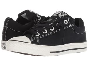 ee92675b9907 CONVERSE CHUCK TAYLOR CT AS STREET SLIP JUNIOR SHOES SIZE 12Y BRAND ...