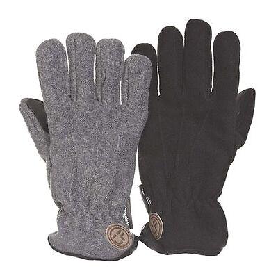 Herren Fleece Handschuh grau Marke Thinsulate Gr. 11=M  12=L  13=XL NEU 94708 08