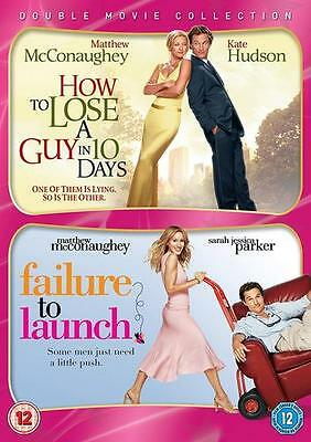 Failure To Launch / How To Lose A Guy In Ten Days (DVD, 2011, 2-Disc Set)