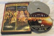 The Time Machine | Timeline (DVD Double Feature) Paul Walker