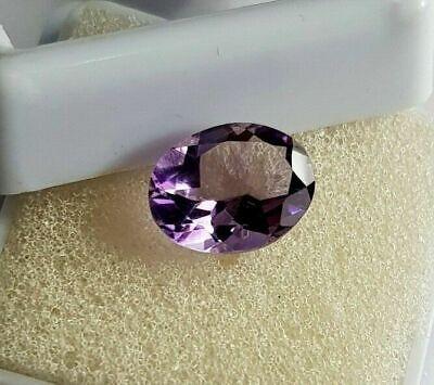 Amethyst Dangle Earrings,3 Gemstone Earrings,Sterling silver Earring,18k Gold plated,Bezel earring,February Birthstone,wedding Gift,gift4her
