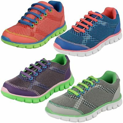 kids Reflex trainers style H2346