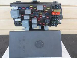 1999 corvette coupe interior fuse block 12193791 c5 fuse box ebay 1999 Suburban Fuse Box image is loading 1999 corvette coupe interior fuse block 12193791 c5
