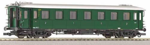 ROCO 45494 SCHNELLZUGWAGEN DB III 1/&2 KLASSE WÜRTENBERGER