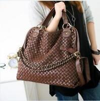 Korean style Lady Hobo PU leather handbag shoulder bag  B-8756