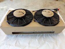 Off Road, A/C Unit, Heavy Equipment Air Conditioning Condenser, 134A,  24 Volt