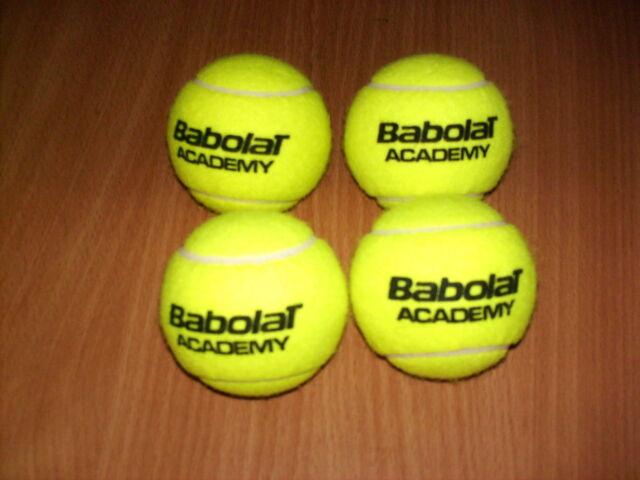 new concept dfb13 ac40d Babolat Academy Tennisball Druchlos