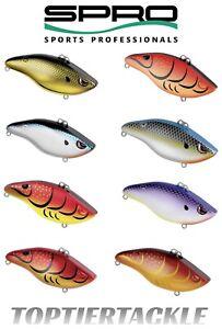 SPRO Wameku Shad 70 Lipless Crankbait Choice of Colors