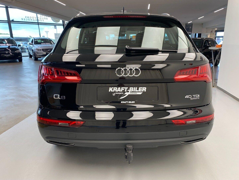 Billede af Audi Q5 40 TDi quattro S-tr.