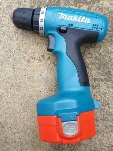 metal wood nimh nicd Makita 6280D Cordless Drill Driver 14.4v 1.3Ah battery
