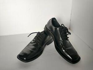 Borelli Men's Dress Shoes Black Size 6