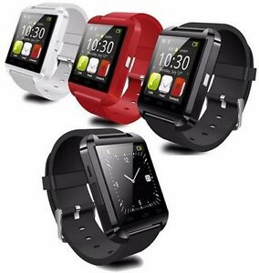NIB-Bluetooth-SmartWatch-IOS-Android-Samsung-HTC-Free-Shiping-USA-Seller