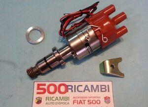 FIAT-500-F-L-R-126-KIT-ACCENSIONE-ELETTRONICA-BOBINA-SPINTEROGENO-ELABORAZIONE