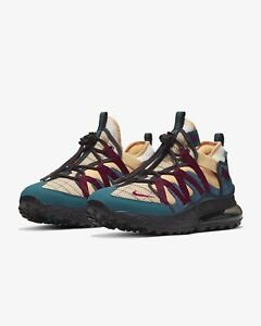 Nike-Air-Max-270-Bowfin-Gold-Blue-Red-CT1196-200-Men-s-Size-11-MSRP-160
