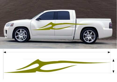 VINYL GRAPHIC DECAL CAR TRUCK BOAT KITS CUSTOM SIZE COLOR VARIATION F3-118