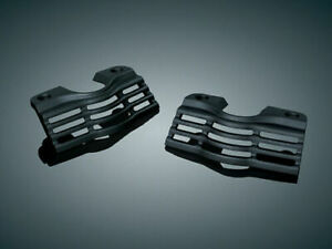 NEW Kuryakyn Kinetic Passenger Footboard Inserts to fit Harley-Davidson FLH 4399