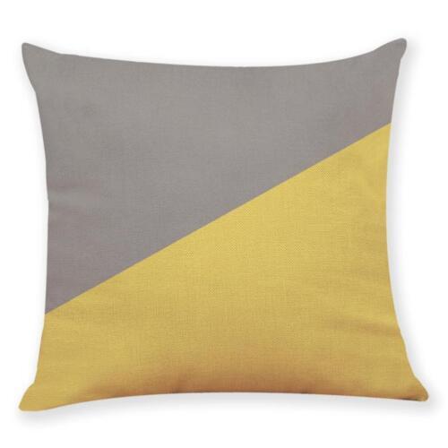 2018 Fashion Print Home Decor Cushion Cover Throw Pillowcase Bed Car Pillow