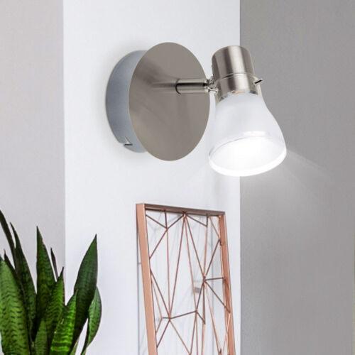 LED Decken Wand Spots beweglich Lampe Strahler Leuchte Wohn Schlaf Big Light