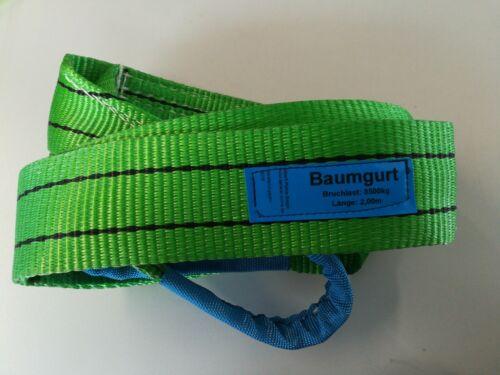 Made in Germany Offroad Baumgurt 4x4 2,0m