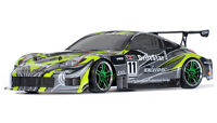 1/10 2.4ghz Exceed Rc Drift Star Rtr Electric Car 350 Brushed Version Green