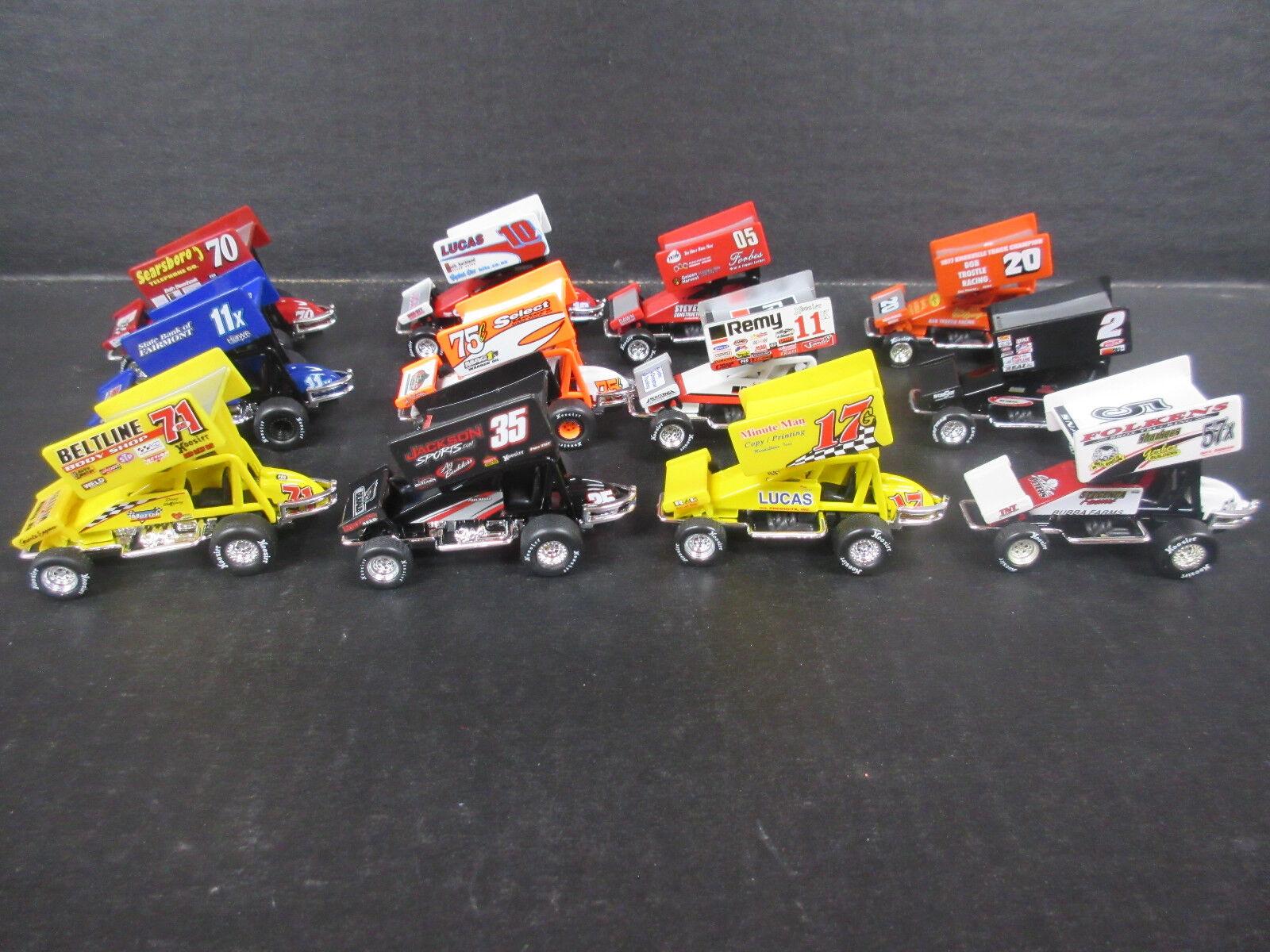 Druckguss sprint - auto von zwölf autos