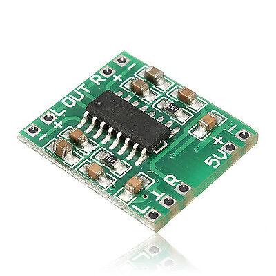 Mini Digital Amplifier Board Class D 2*3W USB Power PAM8403 Audio Module DC 5V