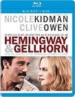 Hemingway & Gellhorn 0883929266234 With Nicole Kidman Blu-ray Region a