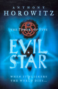 The-power-of-five-Evil-star-by-Anthony-Horowitz-Paperback-Fast-and-FREE-P-amp-P