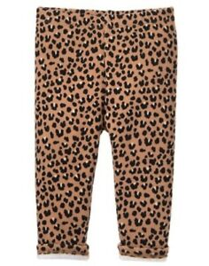 GYMBOREE-WINTER-STAR-LEOPARD-PRINT-FLEECE-PLUSH-LINED-LEGGINGS-6-18-2T-4T-NWT