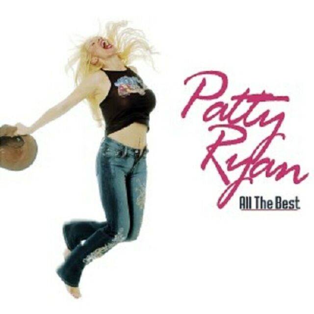 "PATTY RYAN ""ALL THE BEST"" CD NEUWARE!!!!!!!!!!!!!"