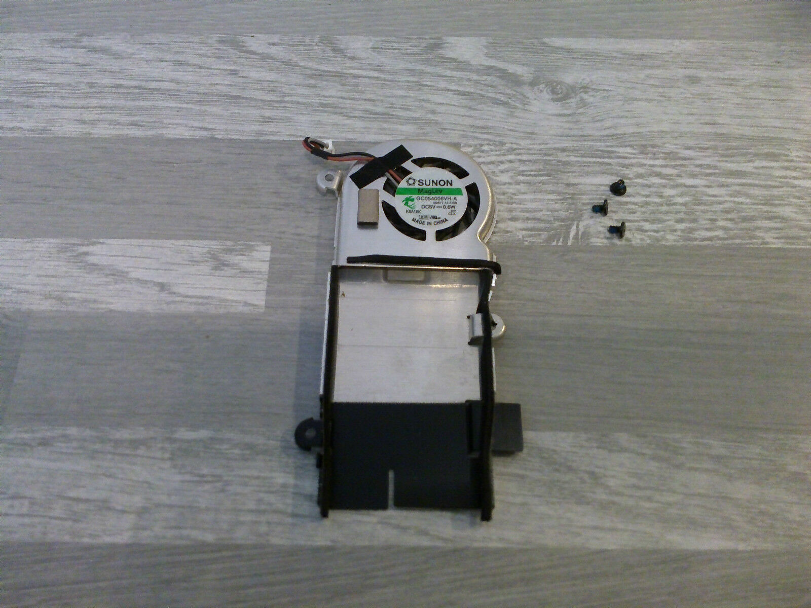 Acer aspire one zg5 Heat sink Heatsink kühlkörper gc054006vh