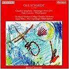 Ole Schmidt: Orchestral Works; Wind Quintet (1996)