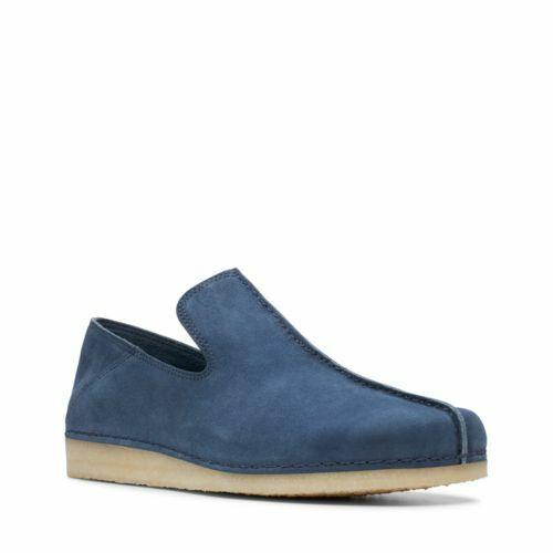 Clarks Originals Men's Ashton Skye Deep bluee Casual shoes 26139664