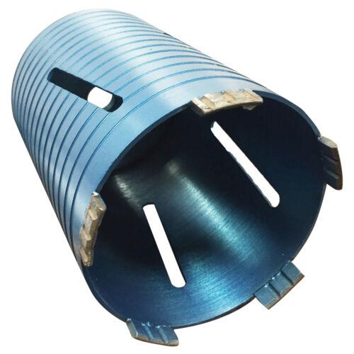 Diamond Core Drill Bit 127mm Plumbers//Builders Premium Segment Hole Cutter 10mm
