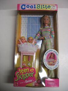 Barbie Cool Sitter teen skipper 26756