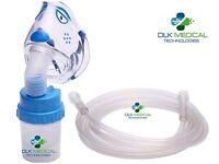 Pedi Reusable Nebulizer