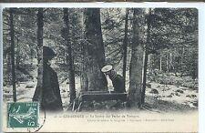 CP 88 Vosges - Gérardmer - La Source des Perles de Vologne