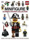 Lego Minifigure Ultimate Sticker Collection by DK Publishing (Mixed media product, 2009)