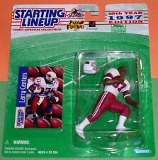 1997 LARRY CENTERS Phoenix Arizona Cardinals Rookie low s/h sole Starting Lineup