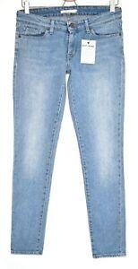 Damen-Levis-Skinny-711-hellblau-Low-Rise-Stretch-Jeans-Gr-10-w28-l30
