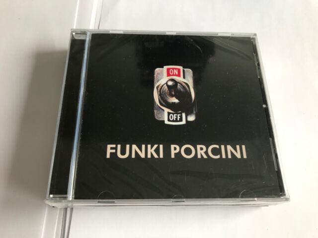 Funki Porcini - On [New & Sealed] CD 5021392600123