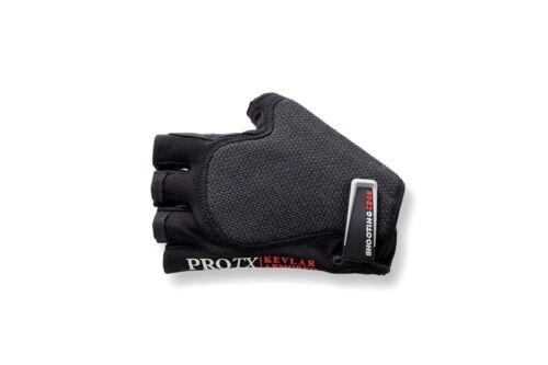 SALE Brand New ProTx made with Kevlar Armored archery glove PROTX Black Full.