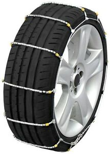 285-40-17-285-40R17-Tire-Chains-Cobra-Cable-Snow-Ice-Traction-Passenger-Vehicle