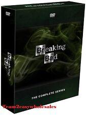 Brand New Breaking Bad: The Complete Series (DVD, 2014, 21-Disc Set) season 1-6