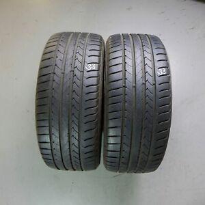 2x-GOODYEAR-Efficient-Grip-AO-215-40-r17-87-W-Dot-3510-5-5-mm-pneus-d-039-ete